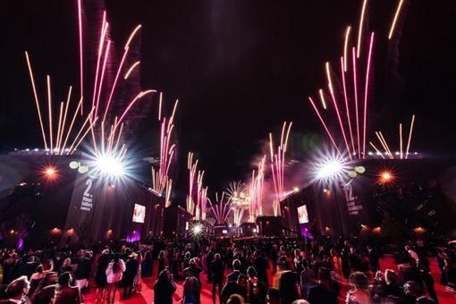 影星泰勒派瑞的大型製片廠5日舉行揭幕儀式。(圖取自www.facebook.com/TylerPerry)