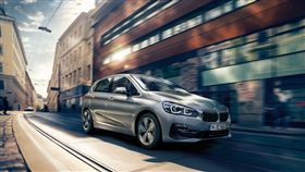 ▲BMW 2系列Active Tourer。(圖/BMW提供)