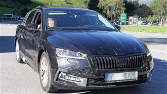 Skoda房車大改款 確定此時發表
