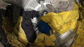 噁!弟偷把「洗車用具」丟洗衣機…哥一看怒炸:都30歲了(圖/翻攝自爆怨公社)