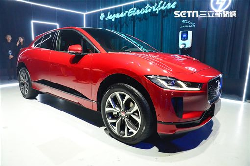 ▲New Jaguar I-PACE。(圖/鍾釗榛攝影)