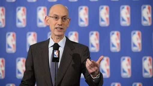 NBA總裁挺「言論自由」!央視:笑話,我們有遙控器自由