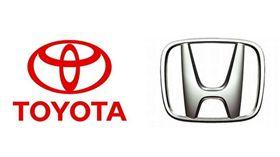 ▲Honda & Toyota(圖/翻攝網路)