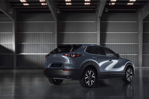 ▲ALL-NEW MAZDA CX-30。(圖/Mazda提供)