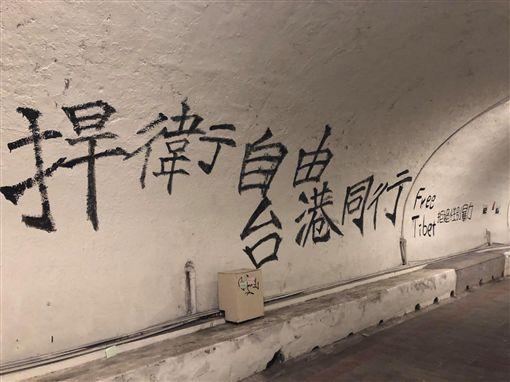 連儂隧道,中山大學,韓國瑜,市府,文化局