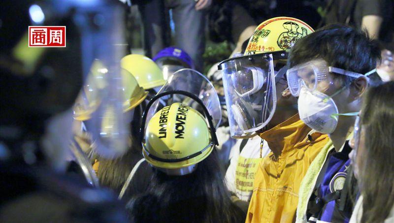 香港金融人怕了 擔心禁蒙面終結3件事