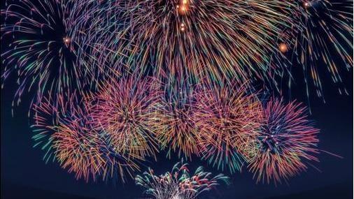 國慶焰火全程/璀璨屏東夜空!32萬人驚艷史上最長紀錄!