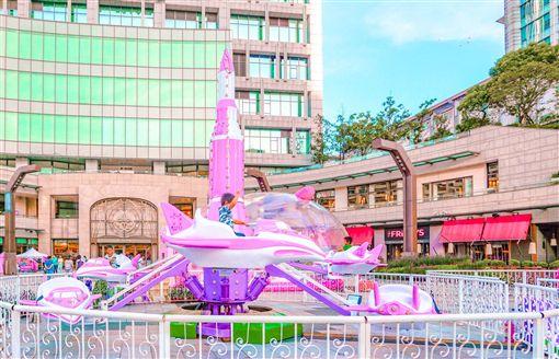 杏桃鬆餅屋,環球購物中心,統一時代百貨,ATT