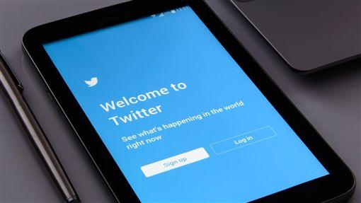 推特,twitter示意圖(圖/Pixabay)