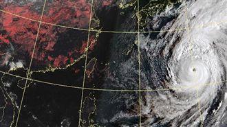 下周北台轉濕涼 哈吉貝恐轉中颱襲日