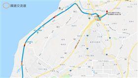 國慶連假,高速公路