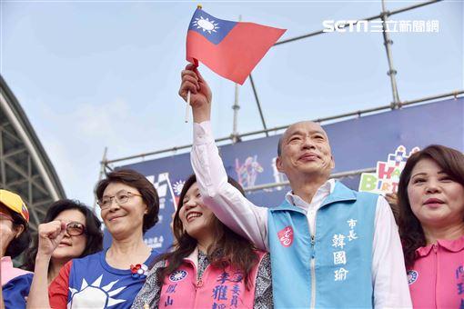 韓國瑜出席108高雄國慶(圖/高雄市政府提供)