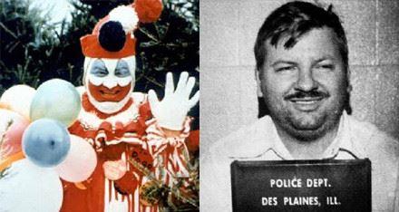 小丑原型約翰韋恩蓋西 微博