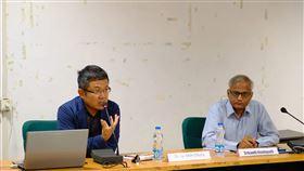 中國,尼泊爾,簽署,引渡條約,印度學者,反對(圖/中央社)