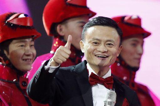 胡潤百富榜,馬雲,第3度,榮登,中國首富(圖/中央社)