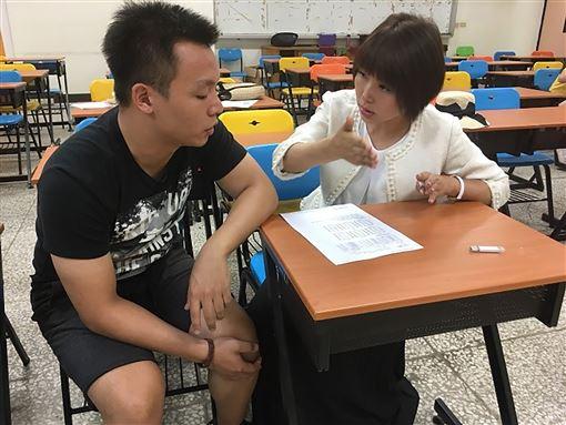 文藻外語大學,推動,CPAS,幫助學生,找到工作(圖/中央社)