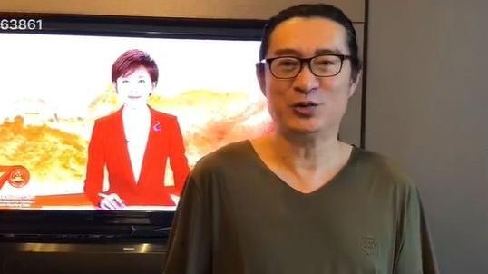 黃安慘了!才甜喊「祖國我愛你」…高舉中華民國國旗照曝光