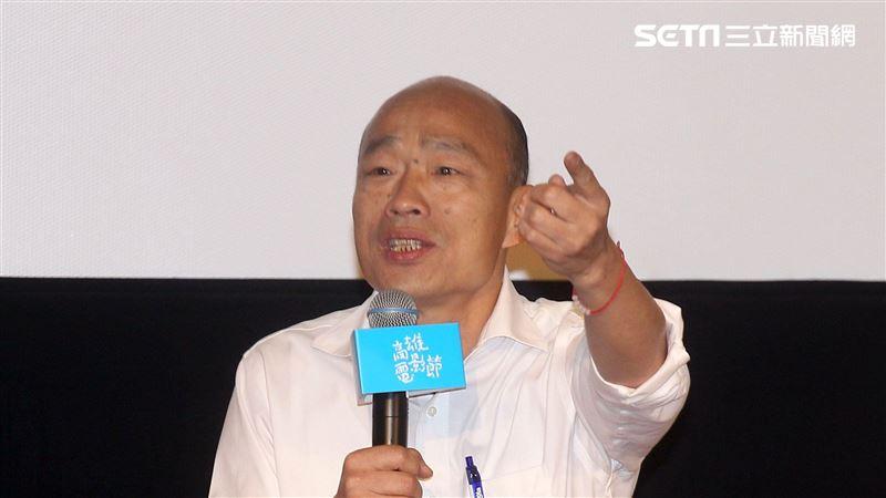 我的老天爺!日本導演來台…竟曝韓國瑜「這件事」非常有名