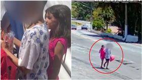 9歲自閉症女被綁樹上…遭性虐待毆打致死!12歲男自首了(圖/翻攝自RedeTV YouTube)