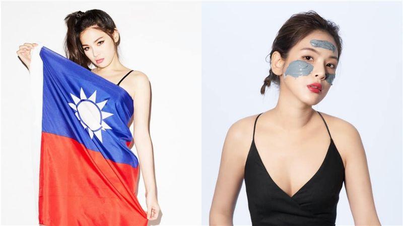 國慶少數藝人祝賀 她揭台與中國差別