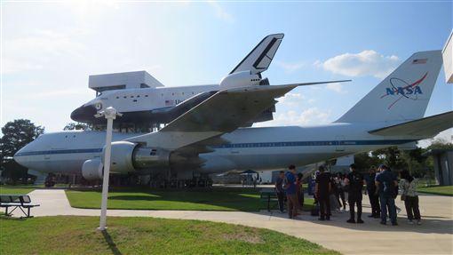 休士頓太空中心休士頓太空中心一直是休士頓旅遊局對外行銷的重點之一,自長榮航空2015年6月開航休士頓後,休士頓旅遊局樂見台灣往返休士頓的旅客成長,尤其今年是人類登陸月球50年,休士頓旅遊局希望更多台灣民眾造訪太空中心。中央社記者汪淑芬攝 108年10月11日