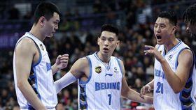 CBA/輸球一肩扛!豪:我沒傳好球 CBA,林書豪,北京首鋼 翻攝自微博