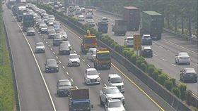 108年國慶連續假期高速公路交通疏導說明108年10月11日18時(圖/交通部提供)
