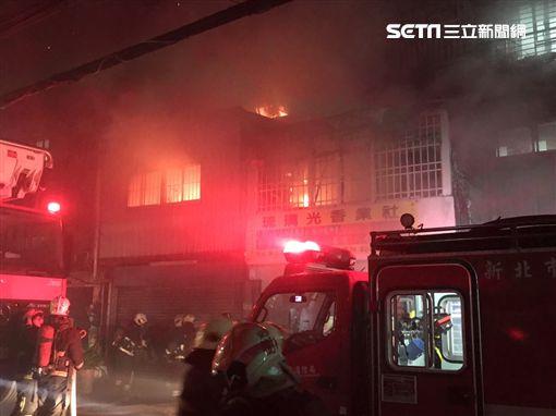 新北市,板橋,火警,新北市消防局