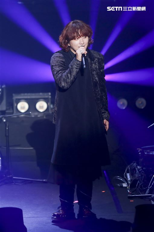 日本搖滾團體「SEKAI NO OWARI」(世界末日)巡迴演唱會台北場。(圖/記者林士傑攝影)