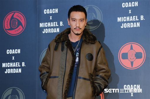 王陽明公開當爸心情:「很緊張!」。(圖/記者林聖凱攝影)
