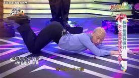小賴曾表演韓國瑜《夜襲》及SUP立槳上跳《舞孃》。(圖/翻攝自YouTube)