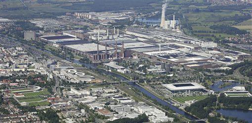 ▲Volkswagen德國狼堡工廠。(圖/Volkswagen提供)