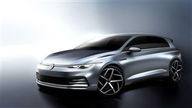 ▲Volkswagen The all-new Golf設計圖(圖/翻攝網路)