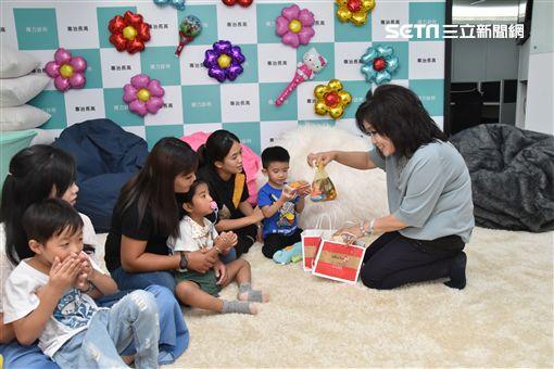 殿堂級歌手齊豫暖心參與公益呼籲 「孩子不是父母的私人資產 是全人類的寶貝」(照片提供:臺灣兒童發展早期療育協會)