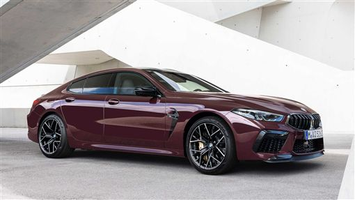 ▲BMW M8 Gran Coupe(圖/翻攝網路)