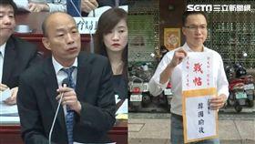 韓將請假缺席議會總質詢 綠議員怒下戰帖