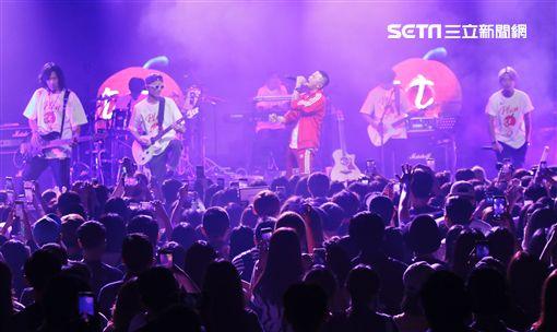 黃鴻升演唱會記者林聖凱攝影