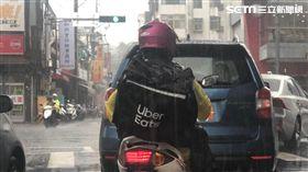 外送員,uber eats,記者陳弋攝