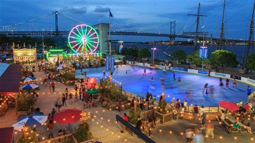 美國,女童,紐澤西州,遊樂設施(圖/翻攝自Skelly's Amusements臉書)