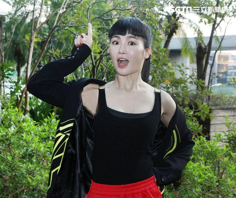 舒子晨專訪。(記者邱榮吉/攝影)