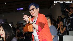 張小燕出席「錦繡山河,少數民族風情」。圖/記者林聖凱攝影