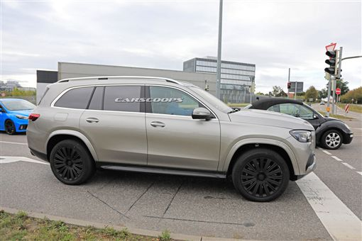 ▲Mercedes-Maybach GLS(圖/翻攝carscoops)
