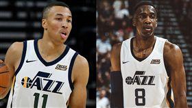 NBA/打架!爵士菜鳥惡犯前首輪秀 NBA,猶他爵士,Dante Exum,Miye Oni,衝突 翻攝自推特
