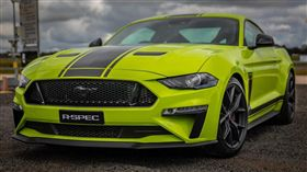 ▲Ford Mustang  R-Spec(圖/翻攝網路)