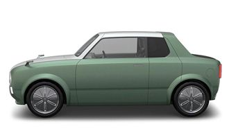 這輛是商用車!鈴木汽車顛覆你的想像