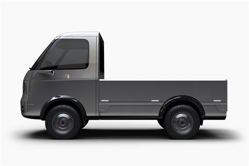 ▲Neuron EV中型電動卡車。(圖/翻攝網站)