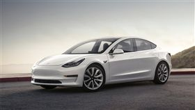 ▲Tesla Model 3(圖/翻攝網路)