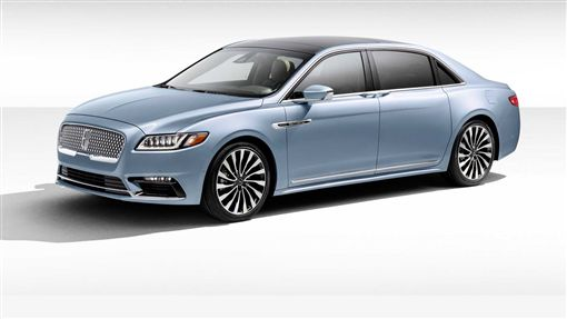 ▲Lincoln Continental(圖/翻攝網路)
