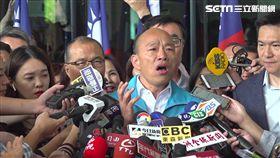 韓國瑜,請假,現在要出征,總統,2020