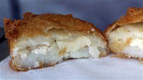 (圖/翻攝自推特@tweetlatestnews)魚餅